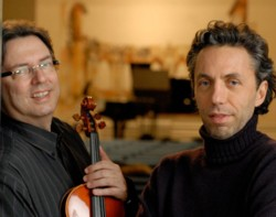 maria azova violine