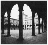 Il Chiostro del Conservatorio di Milano